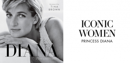 Iconic Women: Princess Diana