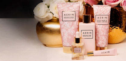 Rose Bath & Body Collection